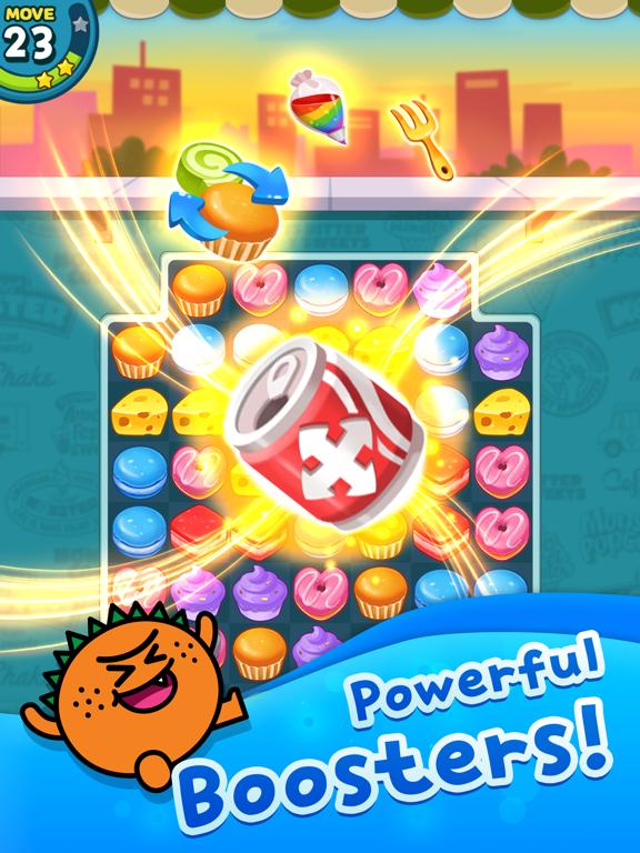 Match 3 Puzzle: SweetMonsterのおすすめ画像5