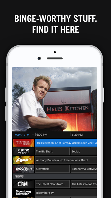 Download Pluto TV - Live TV and Movies for Android
