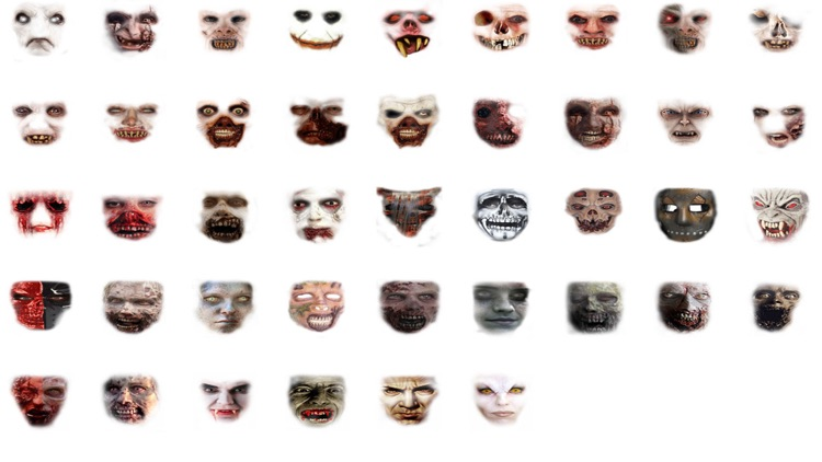 Zombie Face Booth Pro screenshot-3