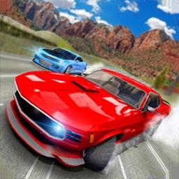 Traffic Racing : Car Driving