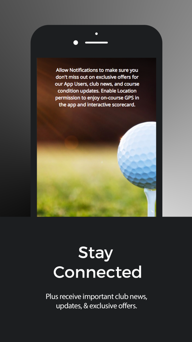 Dauphin Highlands Golf Course screenshot 3