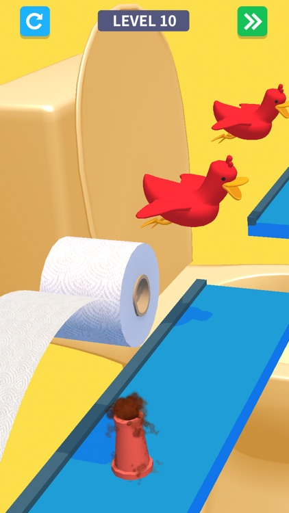 Toilet Games 3D screenshot-0