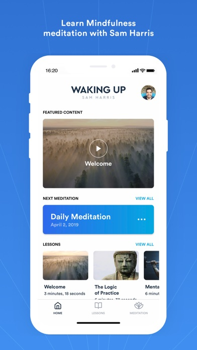 Waking Up: Guided Meditation