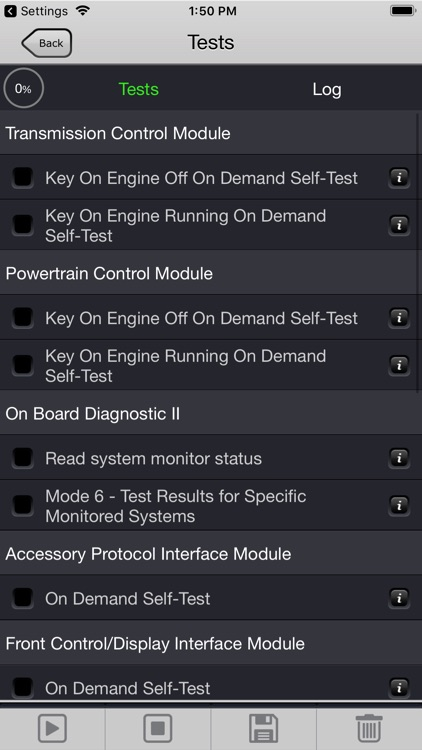 FORScan Lite - for Ford, Mazda screenshot-3