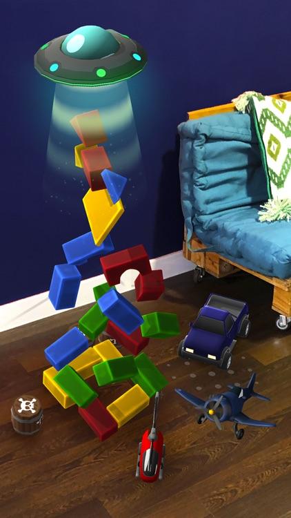 Playground AR: Physics Sandbox screenshot-3