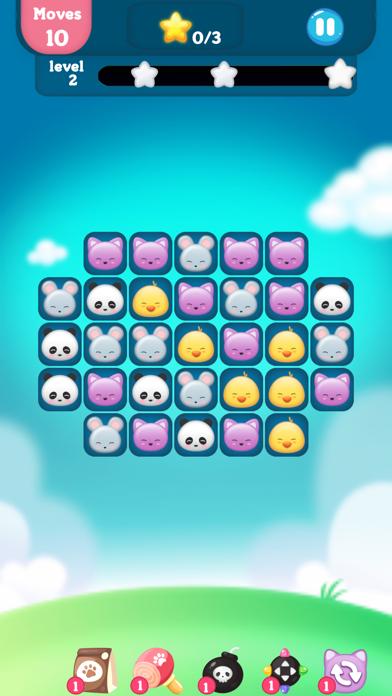 Screenshot for 动物消消乐园 - 萌宠快乐消消消 in China App Store