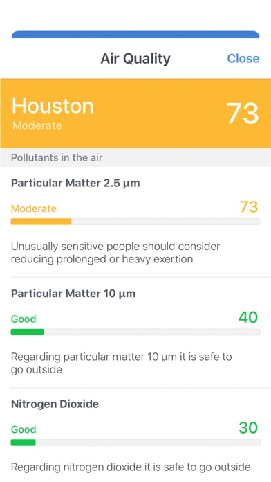 Weather Radar ٞ Screenshot