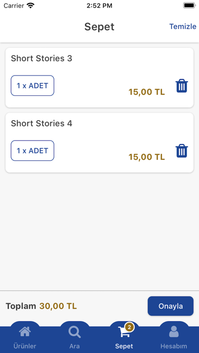 Afs Market Screenshot