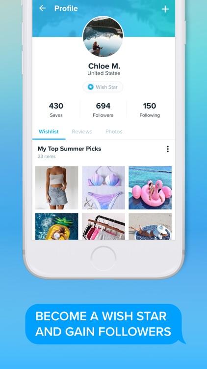 Wish - Shopping Made Fun screenshot-6