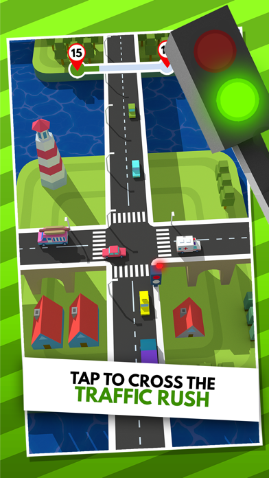 Traffic Rush 3D screenshot 1