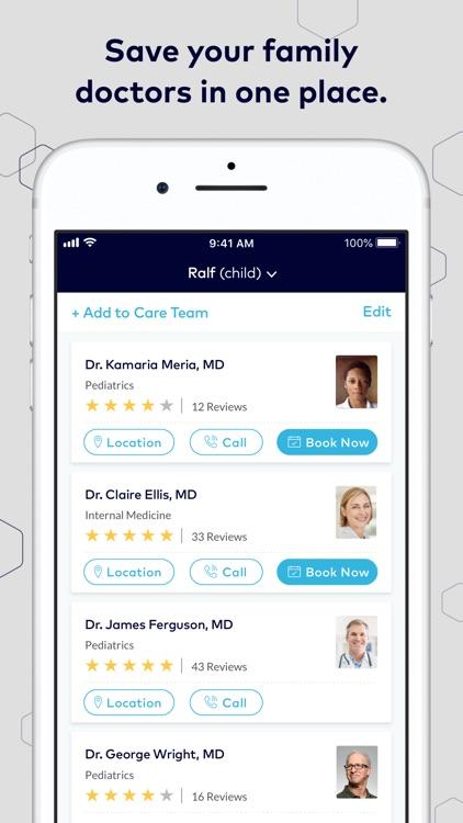 Healthgrades Care Organizer screenshot-5