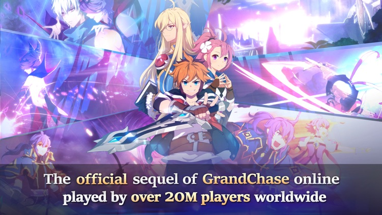 GrandChase screenshot-3
