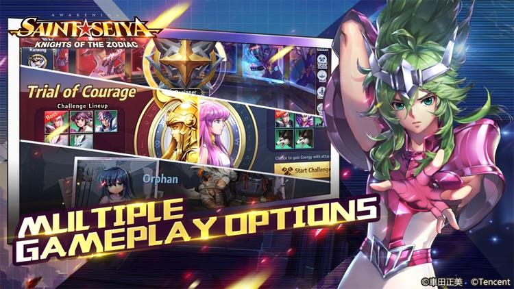 Saint Seiya Awakening screenshot-4