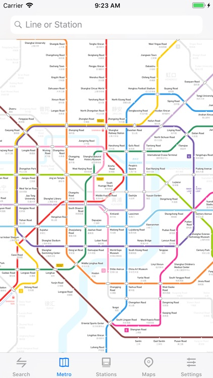 Subway Map Shanghai 2011.Metro Shanghai Subway By Metroman