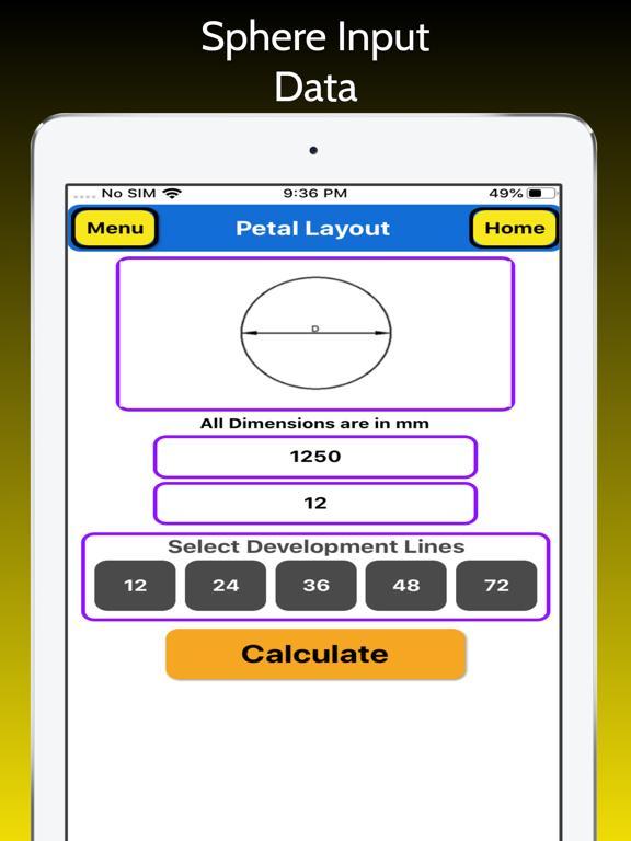 Petal Layout screenshot 13