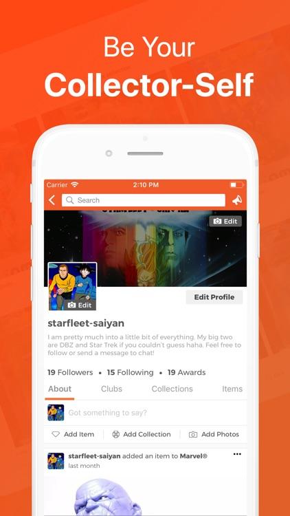 Gemr: Collector App screenshot-5