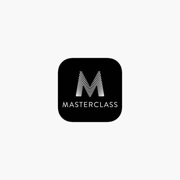 MasterClass: Learn New Skills on the App Store
