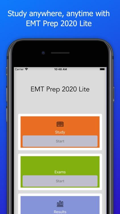 EMT Prep 2020 Lite