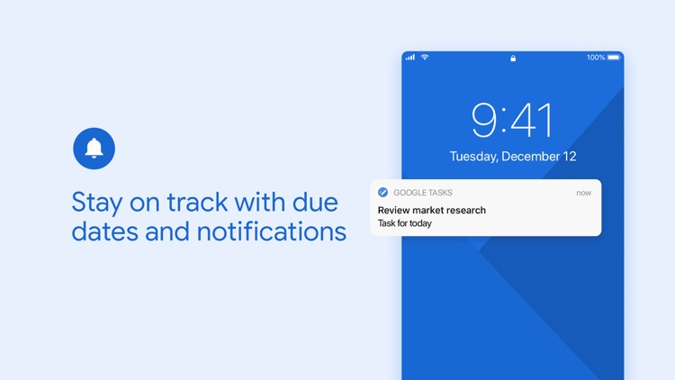 Google Tasks: Get Things Done screenshot-3