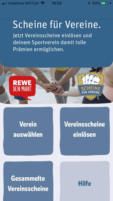 Herunterladen REWE Scheine für Vereine für Pc