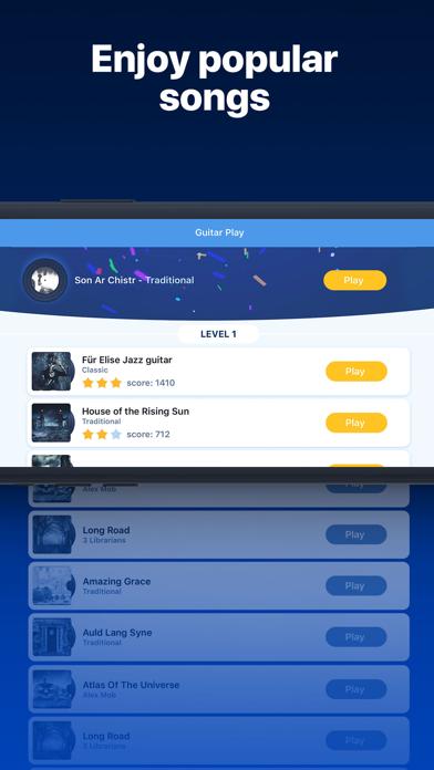 Guitar Play - Games & Songs Screenshot