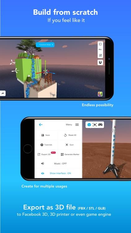 Assemblr - Interactive design screenshot-5
