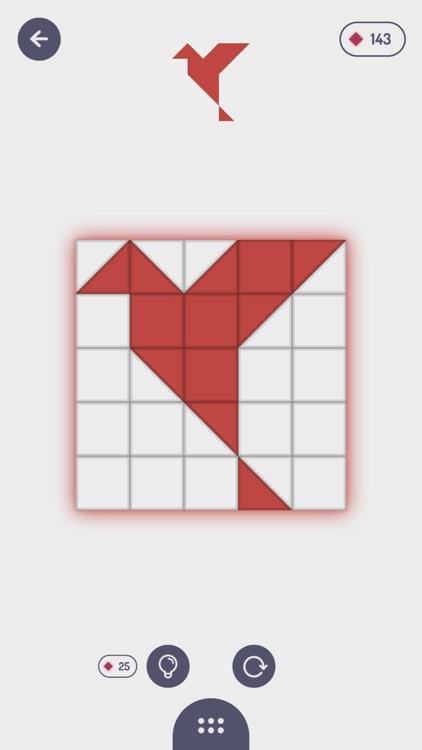 Rotatic 2 : Unique Puzzle screenshot-4