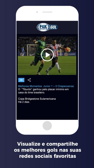 FOX Sports Gol screenshot 2