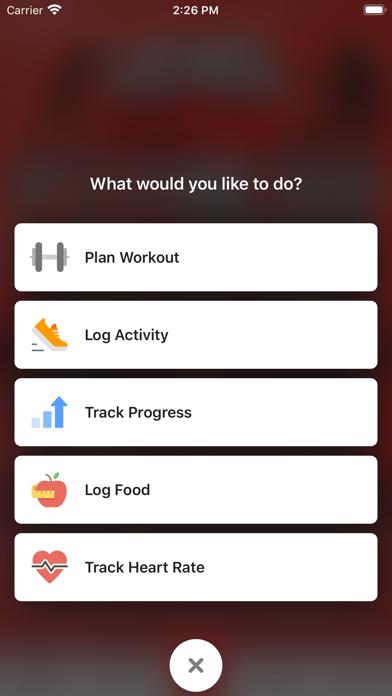 Level Up  Fitness screenshot 2