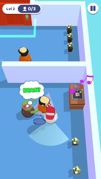 Zombie Escape 3D screenshot 1