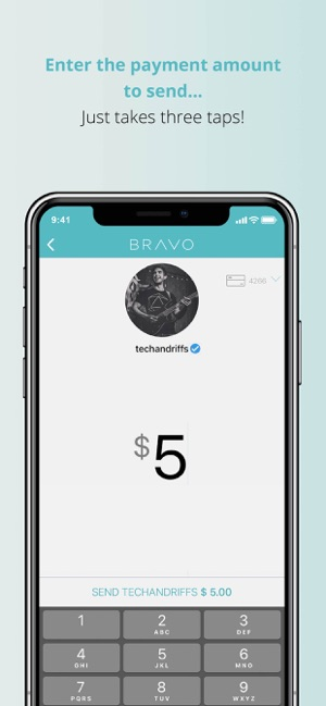 Bravo Tip or Pay on the App Store