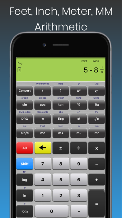 Scientific Calculator Eliteのおすすめ画像3