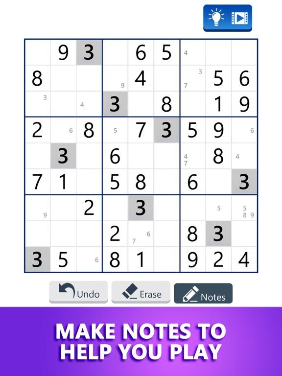 Microsoft Sudoku screenshot 16