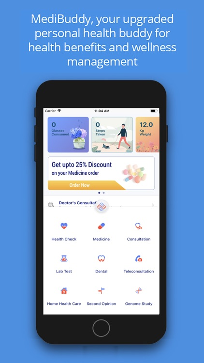 MediBuddy screenshot-5