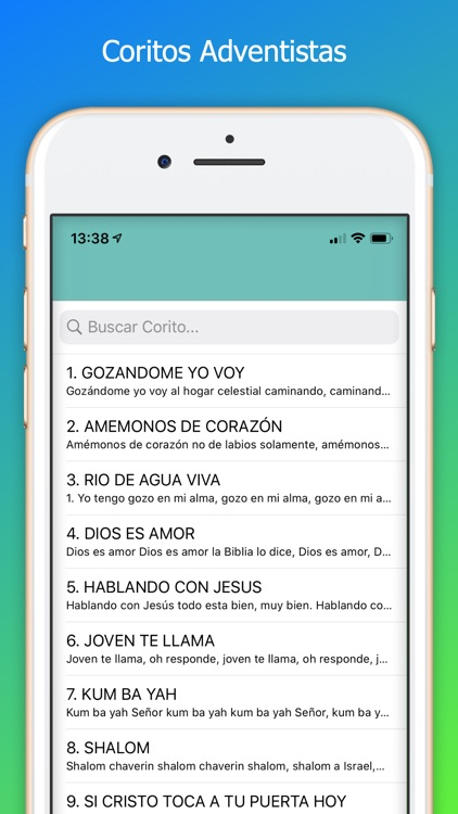 Coritos Adventistas