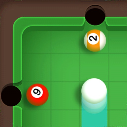 Download Flick Pool Star free for iPhone, iPod and iPad