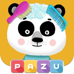 Pet hair salon for toddlers