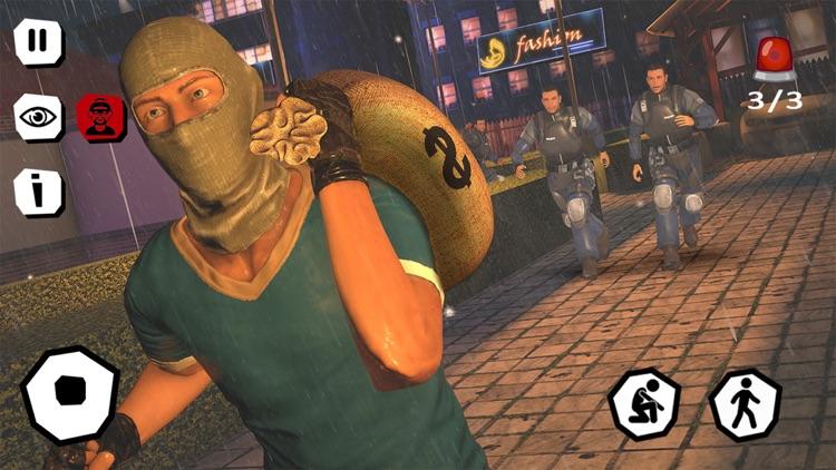 Master Thief Robbery Simulator screenshot-3
