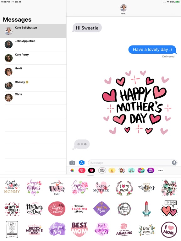 Mothers Day 2019 screenshot 3