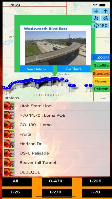 Traffic Cameras Colorado Lite screenshot 3