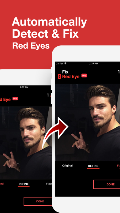 Fix+: Red Eye Remover screenshot 2