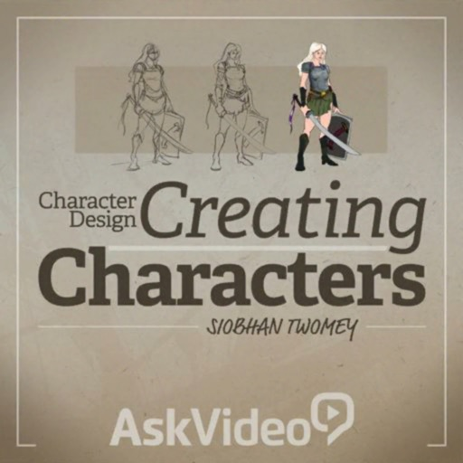 Creating Characters Course