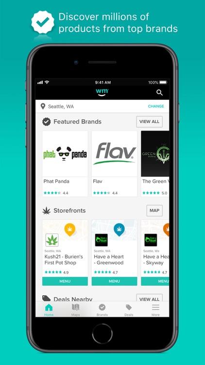 Weedmaps: Marijuana & Cannabis