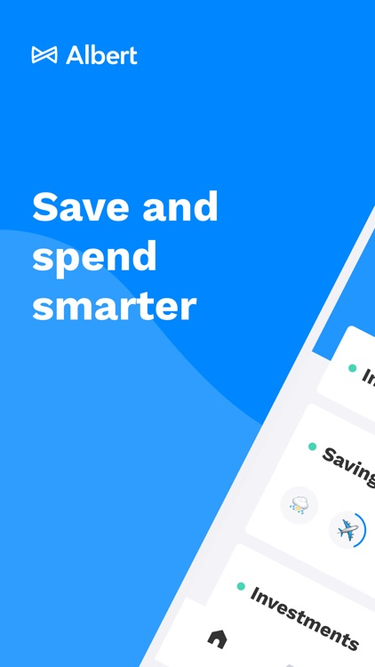 Albert: Save and Spend Smarter screenshot-0
