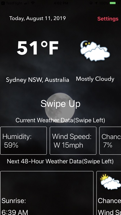 Weather : Clouds are White. screenshot-8