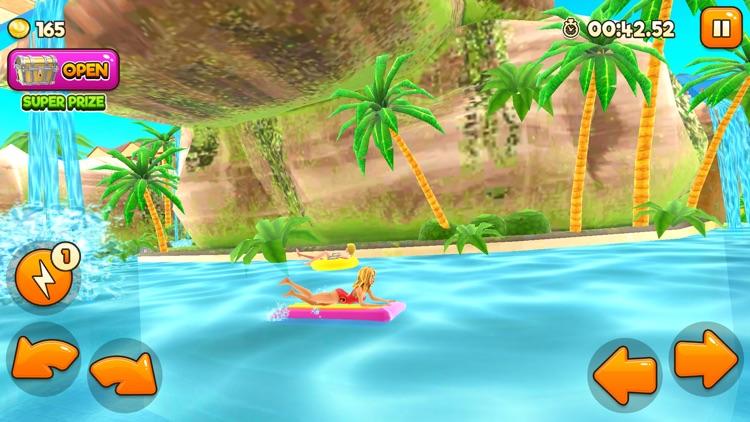 Uphill Rush Water Park Racing screenshot-3
