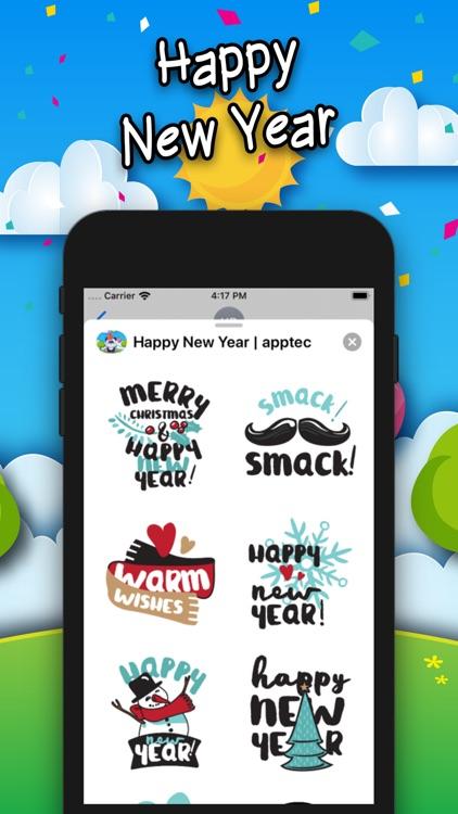 Happy New Year | apptec screenshot-5