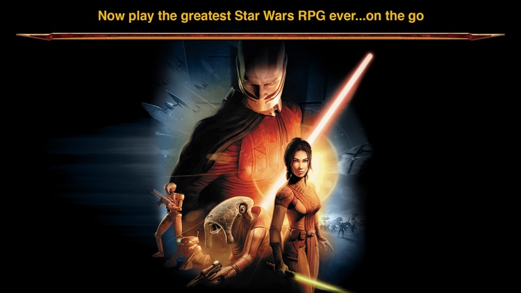 Star Wars™: KOTOR screenshot-0
