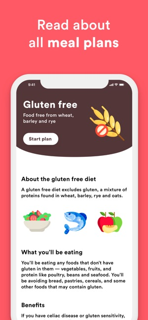 Meals - Healthy Meal Planner on the App Store