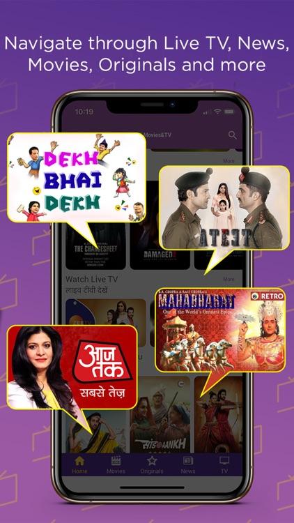 Idea Movies & TV screenshot-4